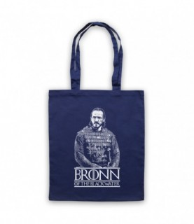 Game Of Thrones Bronn Of The Blackwater Tote Bag
