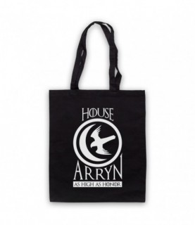 Game Of Thrones House Arryn Tote Bag
