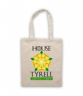 Game Of Thrones House Tyrell Tote Bag
