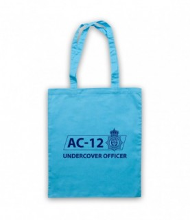 Line Of Duty AC-12 Undercover Officer Tote Bag