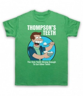 Futurama Thompson's Teeth T-Shirt
