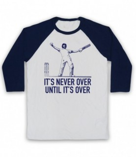 Ben Stokes It's Never Over...