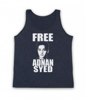 Serial Free Adnan Syed Tank Top Vest