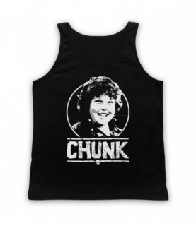 Goonies Chunk Tribute Tank Top Vest