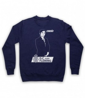 Line Of Duty DC Kate Fleming Tribute Hoodie Sweatshirt Hoodies & Sweatshirts