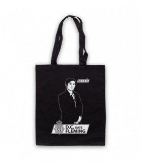 Line Of Duty DC Kate Fleming Tribute Tote Bag