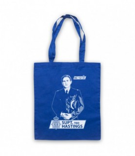 Line Of Duty Superintendent Ted Hastings Tribute Tote Bag
