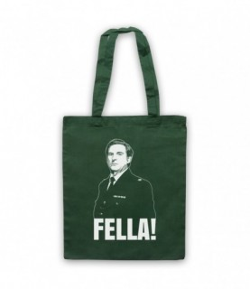 Line Of Duty Ted Hastings Fella! Tote Bag