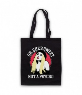 Ava Max Sweet But Psycho Tote Bag