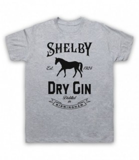 Peaky Blinders Shelby Dry Gin T-Shirt