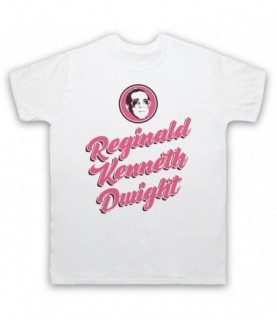 Elton John Reginald Kenneth Dwight T-Shirt