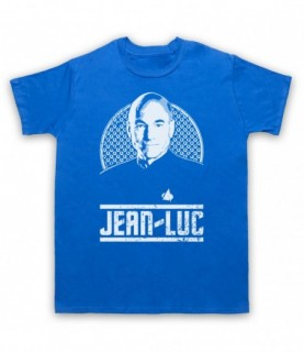 Star Trek Captain Jean-Luc Picard Tribute T-Shirt