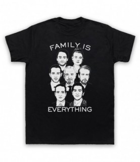 Succession Roy Family Members Family Is Everything T-Shirt
