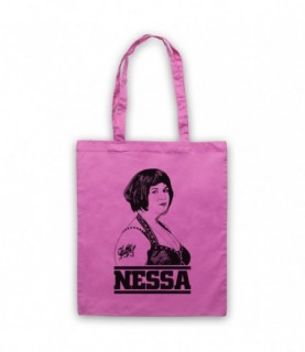 Gavin & Stacey Nessa Ness Tribute Tote Bag