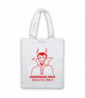 Dolemite Rudy Ray Moore Underground Series Adults Only Tote Bag