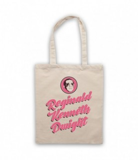 Elton John Reginald Kenneth Dwight Tote Bag