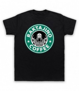 Star Trek Klingon Raktajino Coffee Parody T-Shirt