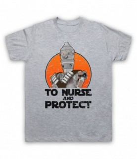 Mandalorian Star Wars IG-11 To Nurse And Protect T-Shirt T-Shirts