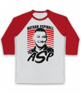 Nathan Aspinall The Asp Darts Tribute Baseball Tee
