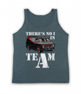 A-Team Van There's No I In...
