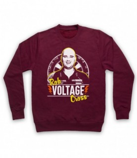 Rob Cross Voltage Darts Tribute Hoodie Sweatshirt Hoodies & Sweatshirts