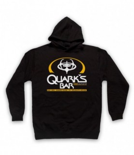 Star Trek Deep Space Nine DS9 Quark's Bar Hoodie Sweatshirt Hoodies & Sweatshirts