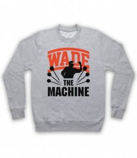 Wade The Machine Darts Tribute Hoodie Sweatshirt Hoodies & Sweatshirts