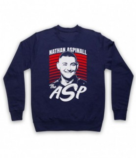 Nathan Aspinall The Asp Darts Tribute Hoodie Sweatshirt Hoodies & Sweatshirts