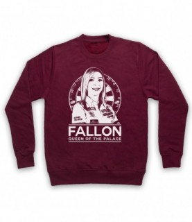 Fallon Queen Of The Palace Darts Tribute Hoodie Sweatshirt Hoodies & Sweatshirts