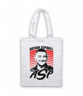 Nathan Aspinall The Asp Darts Tribute Tote Bag