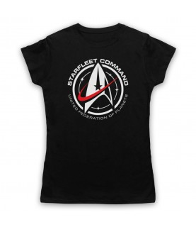 Star Trek Starfleet Command United Federation Of Planets T-Shirt