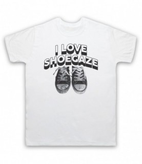 I Love Shoegaze Indie Alternative Rock Fan T-Shirt