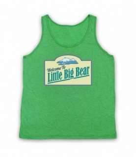 Tin Star Welcome To Little Big Bear Tank Top Vest