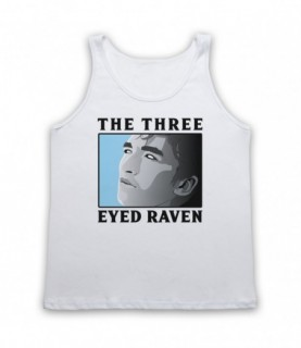 Game Of Thrones Bran Stark The Three Eyed Raven Tank Top Vest