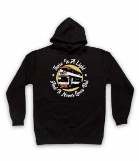 Smiths There Is A Light That Never Goes Out Double Decker Bus Hoodie Sweatshirt Hoodies & Sweatshirts