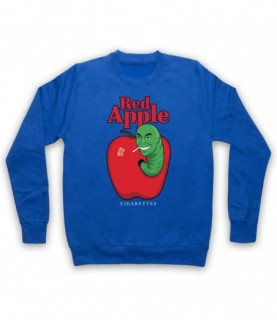 Red Apple Cigarettes Tarantino Fake Brand Hoodie Sweatshirt Hoodies & Sweatshirts