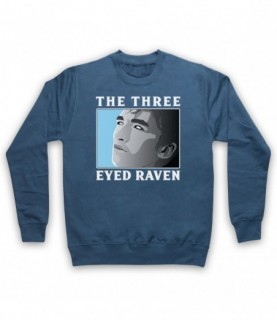 Game Of Thrones Bran Stark The Three Eyed Raven Hoodie Sweatshirt Hoodies & Sweatshirts