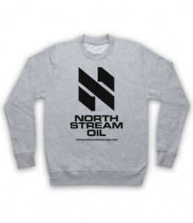Tin Star North Stream Oil Hoodie Sweatshirt Hoodies & Sweatshirts