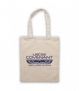 Alien Covenant USCSS Covenant Tote Bag