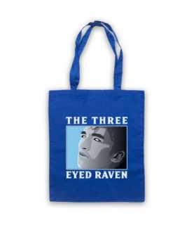 Game Of Thrones Bran Stark The Three Eyed Raven Tote Bag