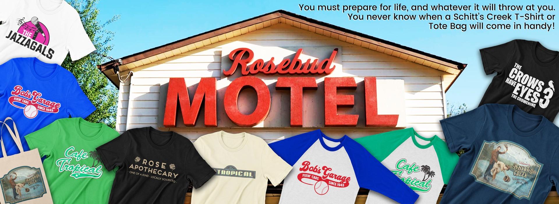 Schitt's Creek T-Shirts