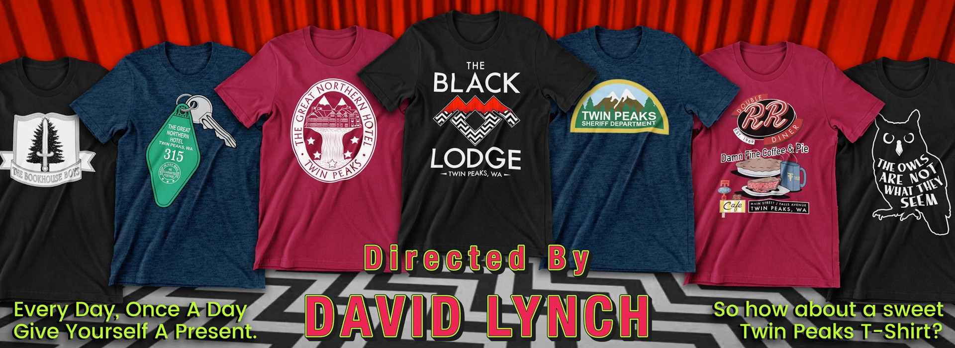 Twin Peaks T-Shirts